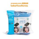 韓國bebefood寶寶福德 低鈉海苔(1組10包)