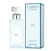 Calvin Klein CK Eternity Air 永恆純淨女性淡香精(100ml)