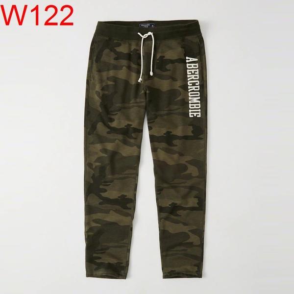 AF Abercrombie & Fitch A&F A & F 男 長 棉褲 AF W122