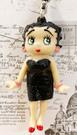 【震撼精品百貨】Betty Boop_貝蒂~貝蒂手機吊飾/吊飾-黑#00118