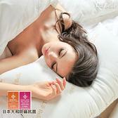 ★買一送一★義大利La Belle《經典純色》防蹣抗菌舒眠壓縮枕