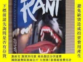 二手書博民逛書店吶喊罕見Rant: The Oral Biography of