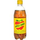 【免運】蘋果西打600ml(24瓶/箱) 【合迷雅好物超級商城】
