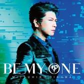 停看聽音響唱片】【CD】及川光博:BE MY ONE (CD+DVD台灣限定盤)