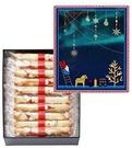 聖誕節限定版日本YOKU MOKU 雪茄蛋捲20入禮盒 現貨+預購