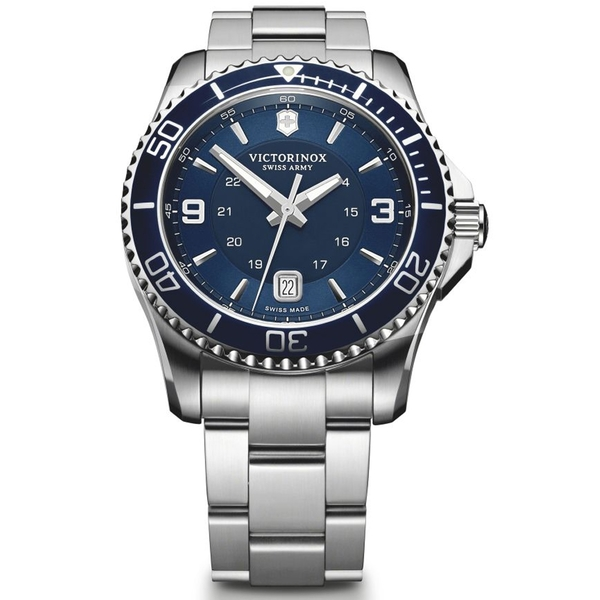 VICTORINOX SWISS ARMY瑞士維氏Maverick Large腕錶  VISA-241602