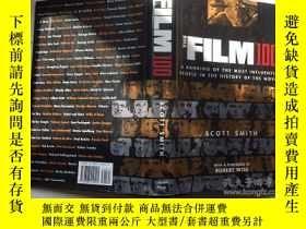 二手書博民逛書店The罕見Film 100: A Ranking of the