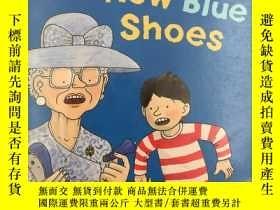 二手書博民逛書店gran s罕見new blue shoesY19139 rod