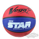 VEGA 進階科技籃球 台灣品牌耐磨星星顆粒籃球 白藍紅 7號球 OBR-729S【SP】