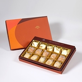 【御藏】綜合15入禮盒 鳳梨酥*5+蛋黃酥*5+漢坊金沙小月*5(蛋奶素))