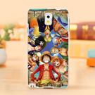 Samsung Galaxy Note 4 N9100 N910U 手機殼 軟殼 保護套 魯夫 海賊團
