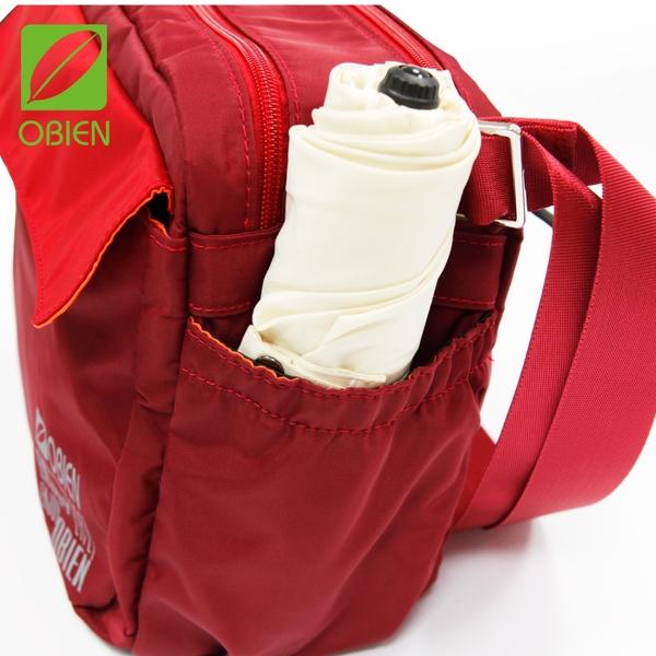 OBIEN 萬用機能型側背包
