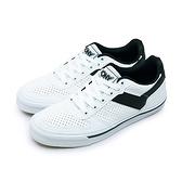 LIKA夢 PONY 復古滑板鞋 SHOOTER SKATE 白黑 71U1SH61OW 女