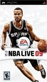 PSP 勁爆美國職籃 09(美版代購)