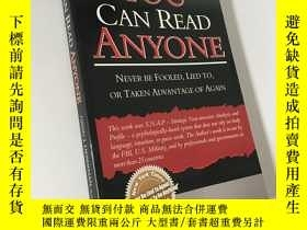 二手書博民逛書店You罕見Can Read Anyone174741 David