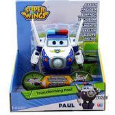 《 Super Wings 超級飛俠 》變形車系列 - 保羅╭★ JOYBUS玩具百貨