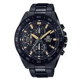 CASIO 手錶專賣店 EDIFICE EFV-550DC-1A 帥氣三眼型男錶 防水100米 日期顯示 EFV-550DC