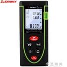 紅外線測距儀鐳射測距儀充電高精度電子尺手持測量儀 小艾時尚NMS