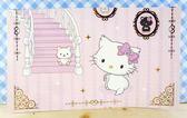 【震撼精品百貨】Charmmy Kitty_寵物貓~大卡片-樓梯