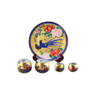 【收藏天地】珍藏傳家系列-金雕國寶大套組 5件套組