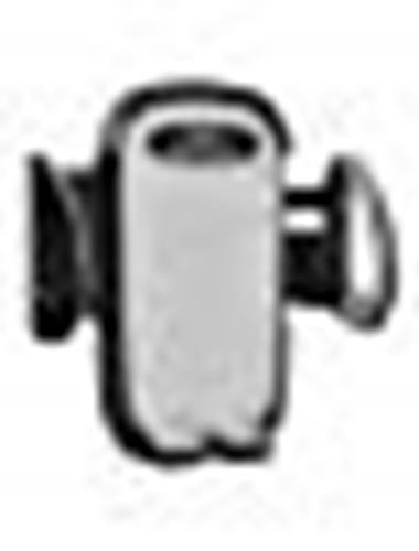 【美國代購】Beam Electronics通用智能手機車載通風口支架支架 iPhone X 8 8 Plus