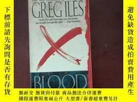 二手書博民逛書店gregiles罕見blood memoryY6699 出版2005
