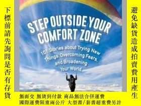 二手書博民逛書店Chicken罕見Soup for the Soul: Step Outside Your Comfort Zon
