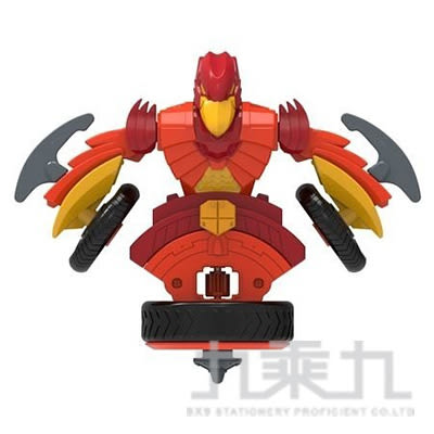 魔幻陀螺機甲戰車-赤天鷹 LD46102
