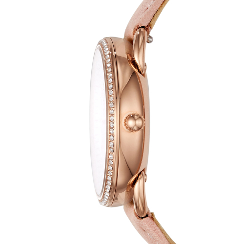 FOSSIL美式優雅皮帶腕錶ES4393