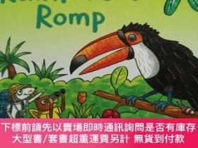 二手書博民逛書店Rainforest罕見Romp Amazing AnimalsY284058 Tony Mitton,Ant