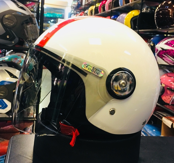 海鳥牌安全帽,PN781專用長鏡片