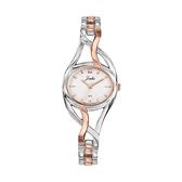 【Joalia】法國時尚品牌優雅氣質手環腕錶-雙色款/634009/台灣總代理公司貨享兩年保固