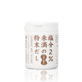 【日本ORIDGE】昆布柴魚粉-100g/罐 調味 柴魚 寶寶可食 嬰兒 無鹽