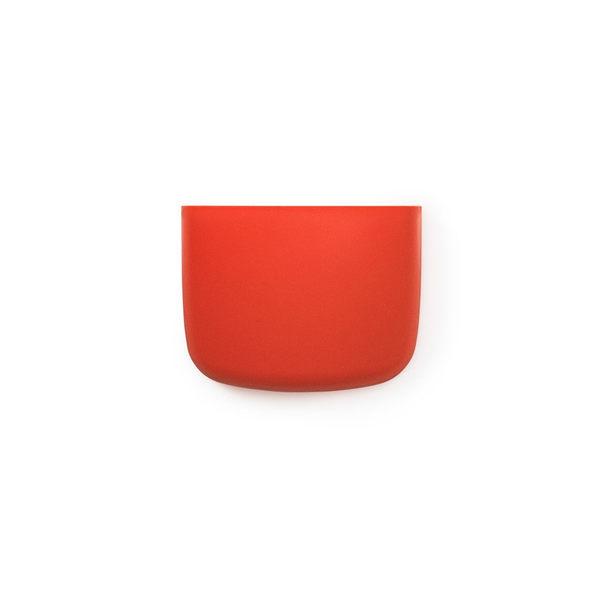 丹麥 Normann Copenhagen Pocket Organizer Model 2 口袋 多用途 壁面收納盒 中尺寸(橘色)