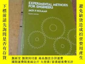 二手書博民逛書店EXPERIMENTAL罕見METHODS FOR ENGINE