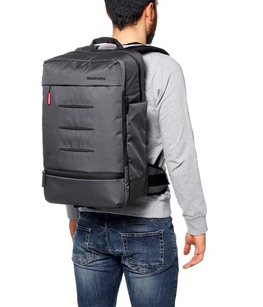 Manfrotto MBMN-BP-MV-50 曼哈頓時尚攝影後背包 正成總代理 首選攝影包 暑期旅遊 相機包推薦 德寶光學