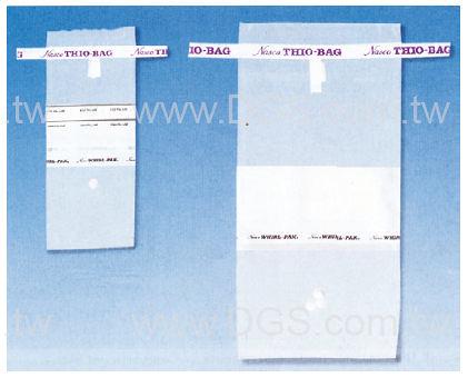 《NASCO》無菌採樣袋 附藥片 EPA水質 分析除氯用 Sterile Bag for Sample Transport, with sodium thiosulfate