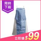 居家時尚多功能可擦手防水防油口袋圍裙(1...
