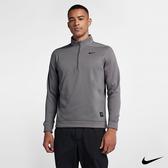 Nike Golf 男 內刷毛素面上衣 -鐵灰 932351-036
