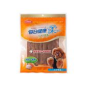 寵物家族-【每日健康】柔系列 雞肉鮭魚 200g(軟肉乾)