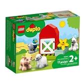 10949【LEGO 樂高積木】Duplo 得寶幼兒系列 - 農場動物照護中心