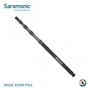 【聖影數位】Saramonic 楓笛 MAGIC BOOM POLE 麥克風專業收音錄音桿