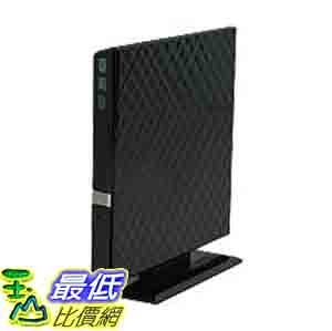 [玉山最低比價網] 華碩 ASUS USB 2.0 8X Slim external DVD burner Model SDRW-08D2S-U/D-BK 燒錄機 $1443