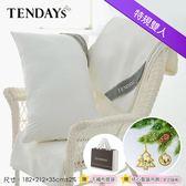 床包-TENDAYs 健康防螨床包套 7尺特大雙人床包套