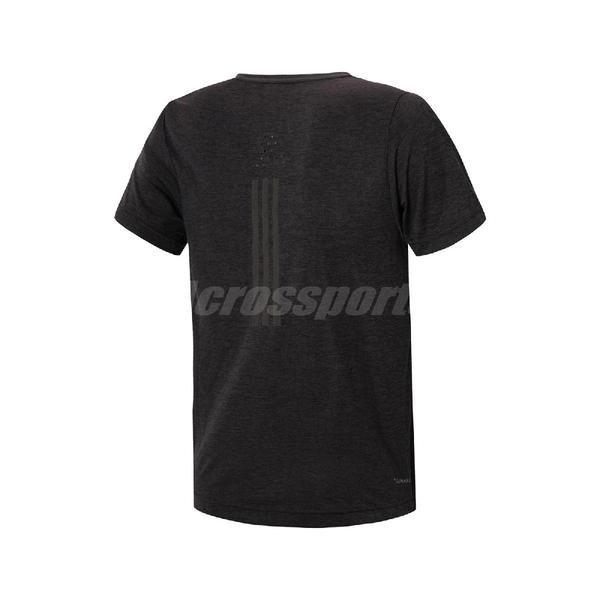 adidas 短袖T恤 Chill Tee M 黑 男款 訓練 運動 【ACS】 EI6390