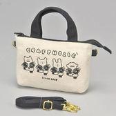 尼德斯Nydus 日本正版 宇宙人 Craftholic 迷你托特包 小包包 零錢包 13x11cm -黑色