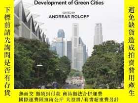 二手書博民逛書店Urban罕見Tree Management: For the Sustainable Development o