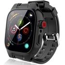 KAMEN iWB044 防水殼 for Apple Watch Series 4 5 6代 SE 44mm 防水 防摔 防沙 防雪 保護殼 帶矽膠錶帶