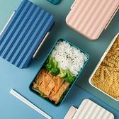 便當餐盒分隔型上班族微波爐加熱健身沙拉分格【奇妙商鋪】