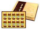 【華齊生技】低糖葡萄糖胺+龜鹿四珍10入禮盒(低糖) ~佳節送禮真心意_華齊堂